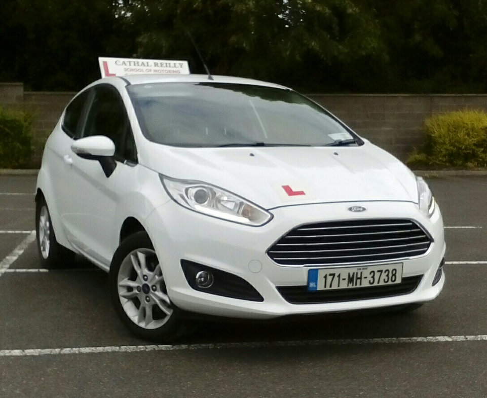 Driving Lessons in Navan Area | Cathal Reilly Driving Instructor